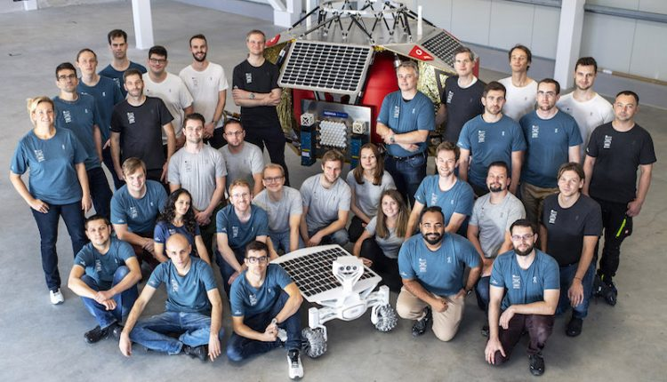 On Running se asocia con la empresa aeroespacial PTScientists