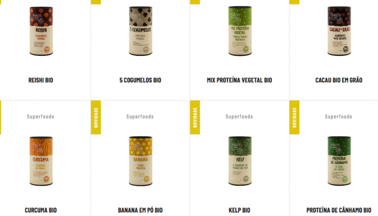 Gold Nutrition lanza la gama de productos superfoods