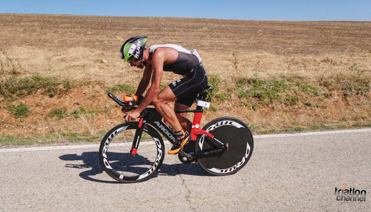 Doctor Wheel se refuerza en el triatlon para 2019