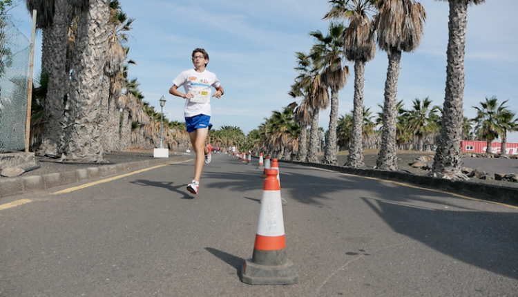 VIDEO: Maratón Lanzarote Kids