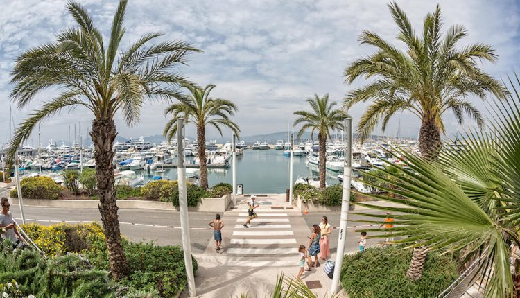 Cannes International Triathlon supera los 1000 inscritos