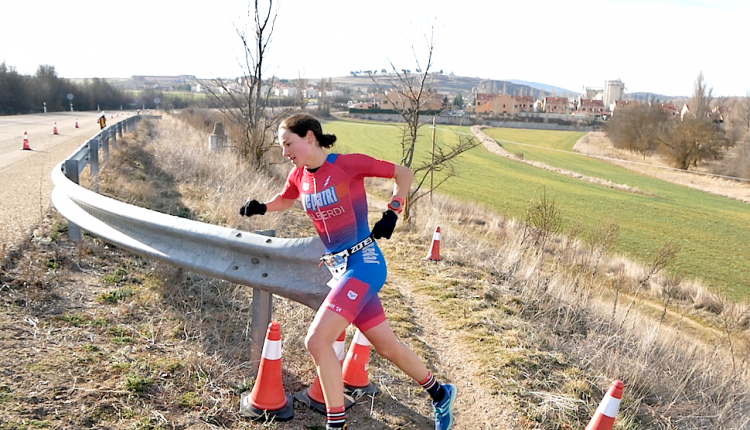 VIDEO: Cto de España Duatlon LD – Elite Femenina
