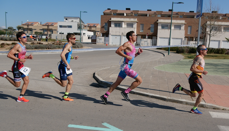VIDEO: Duatlon de Marchamalo ( elite masculina )