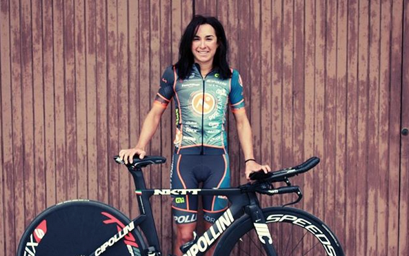 Anna Noguera a por la clasificación a Niza con el PPRTEAM