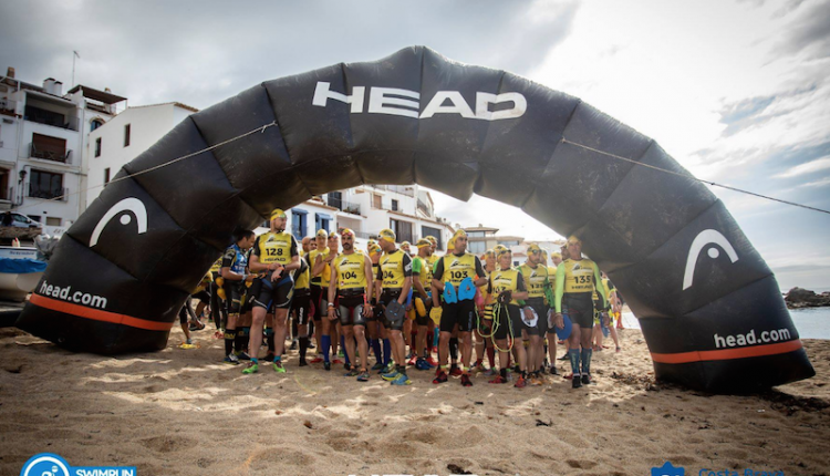 1 semana para el Swimrun eDreams l'Ametlla de Mar by HEAD