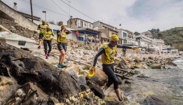 Sale el calendario de las Head SWIMRUN Series