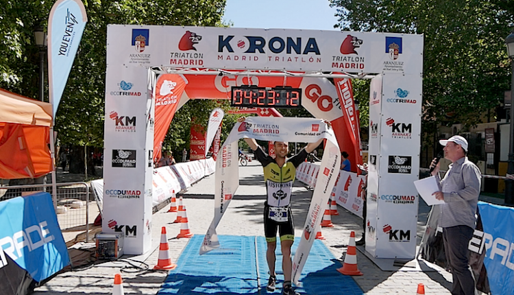 VIDEO: Korona Triatlon Aranjuez