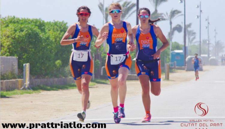 Grave accidente en el Triatlon por Equipos del Prat