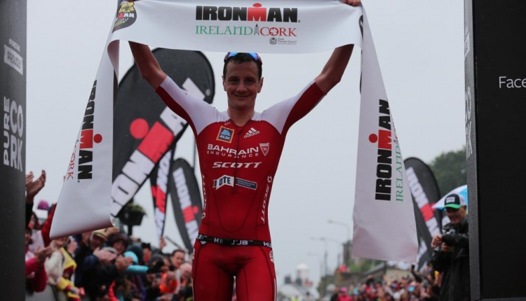 Alistair Brownlee debut IRONMAN con triunfo en el infierno de Cork