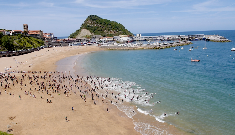 VIDEO: Triatlon de Zarauz 2019