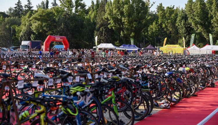 Santander Triatlon Madrid ultimas 100 plazas para el olímpico