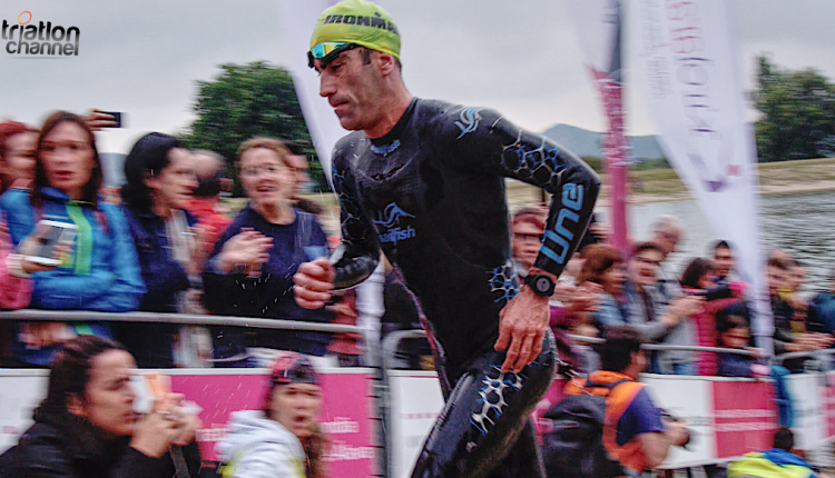 VIDEO: IRONMAN Vitoria Gasteiz the tribute to Eneko Llanos