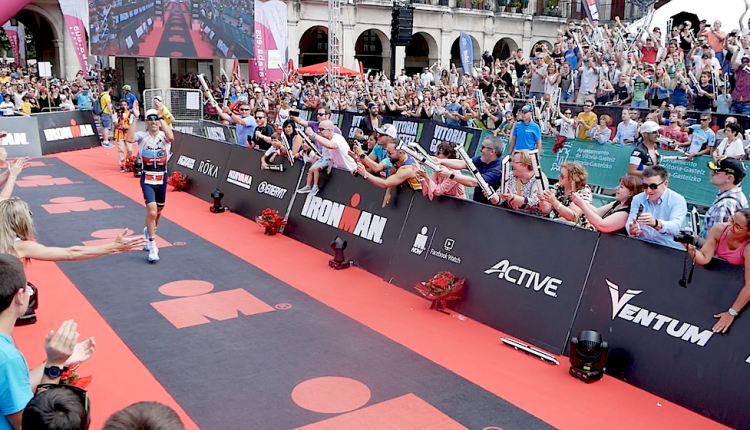 VIDEO: IRONMAN Vitoria-Gasteiz