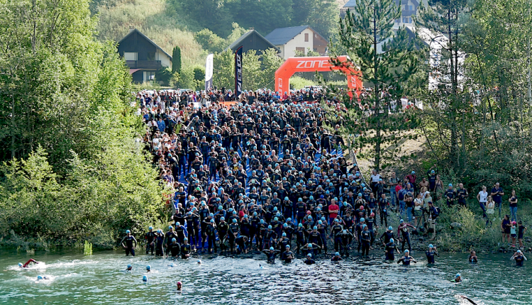 VIDEO: TIME Triathlon Alpe d´Huez LD 2019