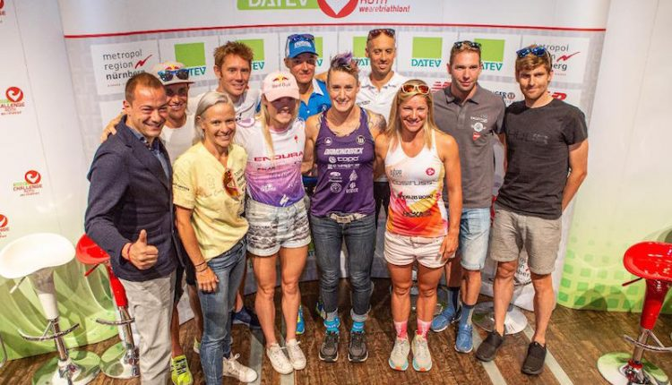 Lucy Charles y 7 hombres, favoritos en DATEV Challenge Roth