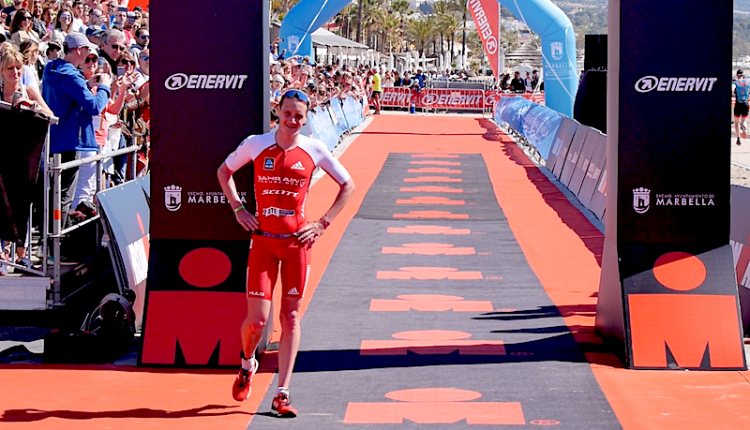 Alistair Brownlee, Road to Kona en 15 días