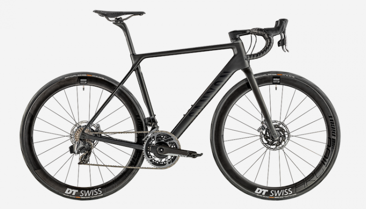 Nueva Canyon Ultimate CF SLX Disc 9.0 ETAP