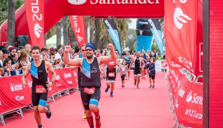 Barcelona Triathlon by Santander arranca temporada