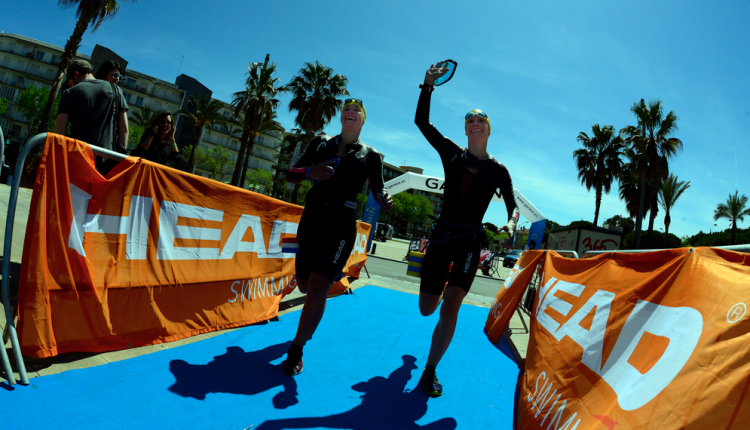 Presentadas las Head Swim Run Series 2020