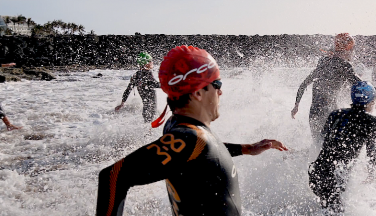 VIDEO: Entrenamiento de aguas abiertas específico de triatlon