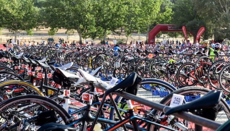 Fuerte arranque de la Santander Triatlon Madrid, 1000 inscritos en 48 h