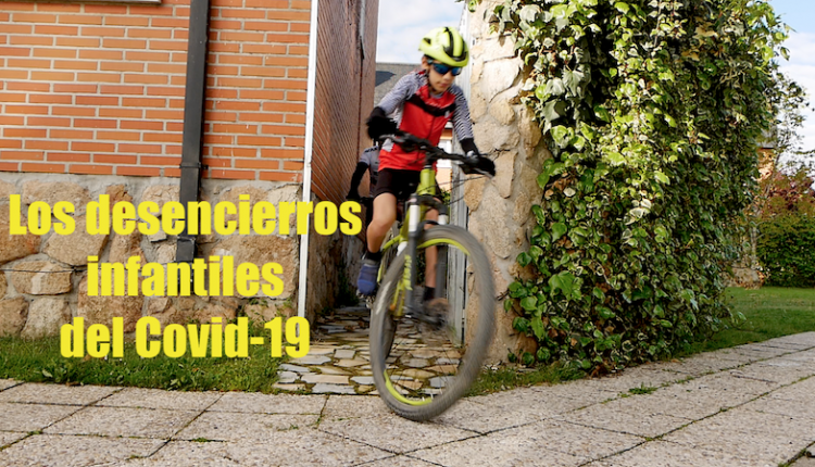 VIDEO: Los desencierros infantiles del covid-19