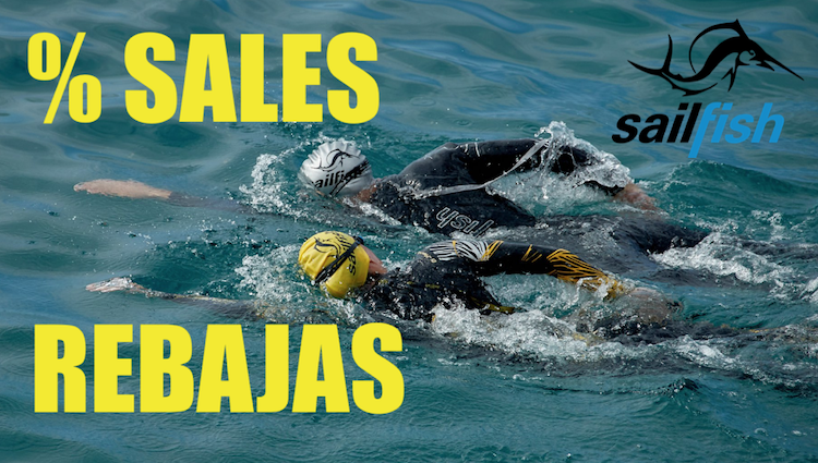 Rebajas SAILFISH disponibles online