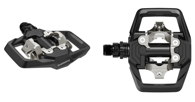 Pedales SHIMANO PD-ME700 SPD