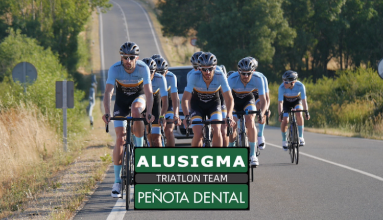 VIDEO: Un día con el Alusigma Peñota Dental Triathlon Team