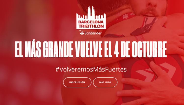 3 semanas para el Barcelona Triathlon by Santander