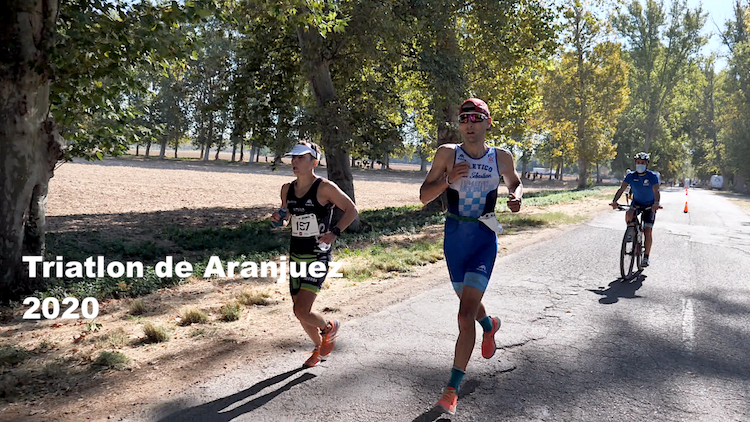 VIDEO: Korona Triatlon Aranjuez 2020