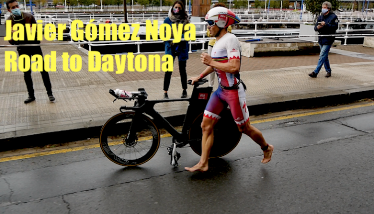 VIDEO: Gómez Noya, Road to Daytona
