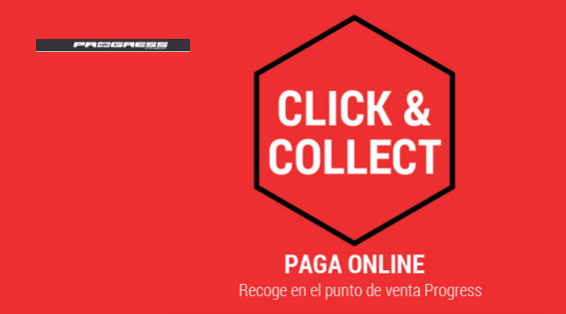 Progress lanza el sistema click and collect